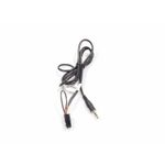 AUX cable Microfit 4pin Female connector  to Male Stereo Jack