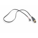 AUX cable (Uses CD-changer input) Alpine with M-bus Radios / Navigationsystems with CD-changer interface CDM, TDM & MDM