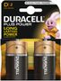 DURACELL Batteri Duracell MN 1300 1,5v LR20/D Plus Power Pk/2
