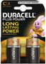 DURACELL Batteri Duracell MN 1400 1,5v LR14/C Plus Power Pk/2