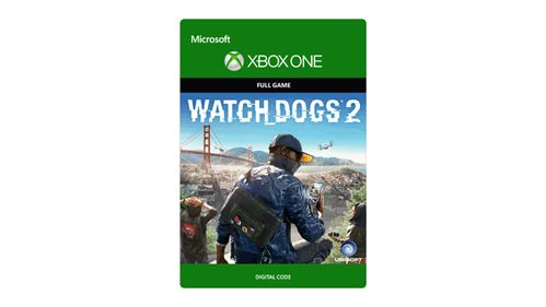 MICROSOFT MS ESD XbxXBO LV 3PP GonD N/SC2C OnlineGaming Watch Dogs2 Download (G3Q-00176)