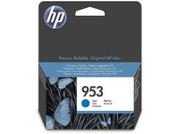 HP No953 cyan ink cartridge (F6U12AE)