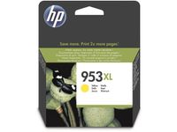 HP Yellow Inkjet Cartridge No.953XL (F6U18AE)
