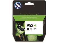 HP No953XL black ink cartridge (L0S70AE)