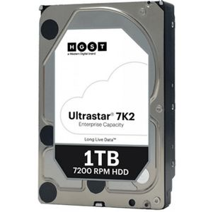 HGST Ultrastar 7K2 1000GB SATA HDD (1W10001)
