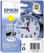 EPSON Ink/27XL Alarm Clock 10.4ml YL SEC