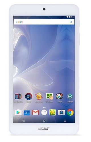 "ACER Iconia One B1-780 8GB WiFi Hvit WiFi,  7"" HD-skjerm,  2MP/0,3MP kamera, Android 6.0 Marshmallow,  MicroSD (NT.LCKEE.002)"