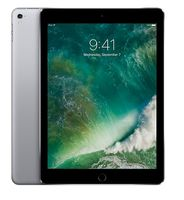 "APPLE 9.7-inch iPad Pro Wi-Fi + Cellular - Surfplatta - 128 GB - 9.7"" IPS ( 2048 x 1536 ) - bakre kamera + främre kamera - Wi-Fi, Bluetooth - 4G - rymdgrå + Smart Keyboard for 9.7-inch iPad Pro - Svenskt (MLQ32KN/A + MNKR2S/A)"