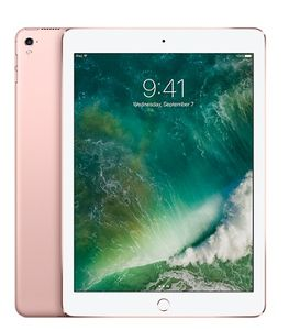"APPLE 9.7-inch iPad Pro Wi-Fi - Surfplatta - 128 GB - 9.7"" IPS ( 2048 x 1536 ) - bakre kamera + främre kamera - Wi-Fi, Bluetooth - rosenguld + Smart Keyboard for 9.7-inch iPad Pro - Svenskt (MM192KN/A + MNKR2S/A)"