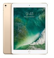 "9.7-inch iPad Pro Wi-Fi + Cellular - Surfplatta - 32 GB - 9.7"" IPS ( 2048 x 1536 ) - bakre kamera + främre kamera - Wi-Fi, Bluetooth - 4G - guld + Smart Keyboard for 9.7-inch iPad Pro - Svenskt"