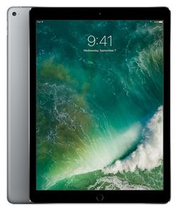 APPLE 12.9-inch iPad Pro Wi-Fi + Cellular - Surfplatta - 256 GB - 12.9 IPS ( 2732 x 2048 ) - bakre kamera + främre kamera - Wi-Fi, Bluetooth - 4G - rymdgrå + Smart Keyboard for 12.9-inch iPad Pro- Svenskt (ML2L2KN/A + MNKT2S/A)
