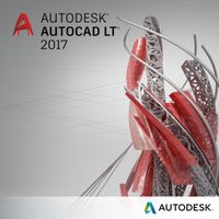 AUTOCAD LT 2017 NEW SGL-US ADD SEAT 3YR SUBSCR W/ADV SUPPORT    IN LICS