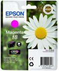 EPSON CLARIA HOME INK MAGENTA 18 RF/AM TAGS SUPL