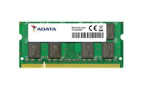 A-DATA 1GB DDR2 SO DIMM 800 (AD2S800B1G6-B)