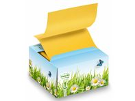 Dispenser Post-It Z-Notes Pap Recycled incl. 200 blade