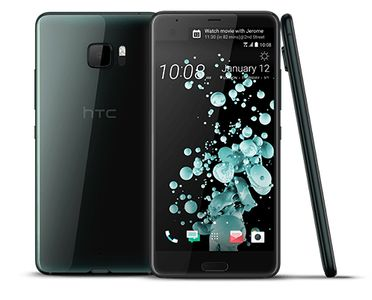 HTC U ULTRA (BRILLIANT BLACK) (99HALT015-00)