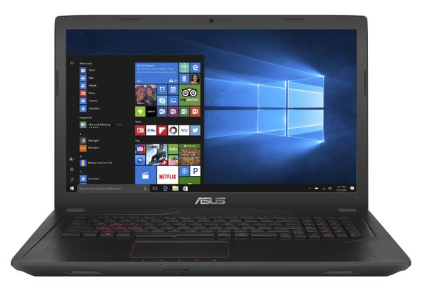 "ASUS FX553VD 15.6"" FHD matt GeForce GTX1050, Core i5-7300HQ, 8GB RAM,256GB SSD,Win 10 Home (FX553VD-DM199T)"