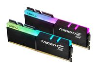 G.SKILL Trident Z RGB LED DDR4 PC25600/ 3200MHz CL16 2x8GB