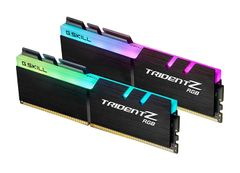 G.SKILL Trident Z RGB LED DDR4 PC19200/2400MHz CL15 2x8GB