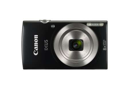 CANON IXUS 185 black Essential F-FEEDS (1803C010)