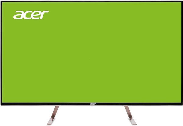 "ACER 43"" 4K LED ET430K 3840x2160 IPS, 5 ms, 100m:1, Speakers, HDMI/DP (UM.ME0EE.008)"
