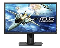 24_ VG245H Wide LED 1920x1080 D-Sub/ HDMI 2x2W 1ms Pivot Swivel 75Hz Adaptive Sync VESA 100x100