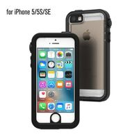 Waterproof Case iPhone 5/5S/SE Svart