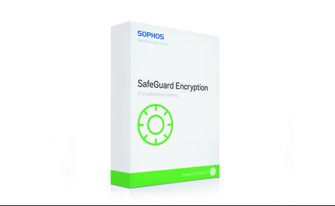 SOPHOS SafeGuard Encryption for Cloud Storage -USC -50-99 CLIENTS - 1 MOS EXT (NCSG0CNAA)