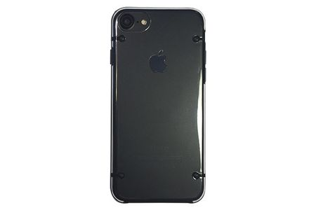 UNIT Don case for iPhone 7-Black (U-DON7-BL)