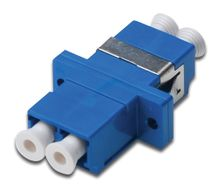 LC / LC DUPLEX COUPLER BLUE COLOR CABL