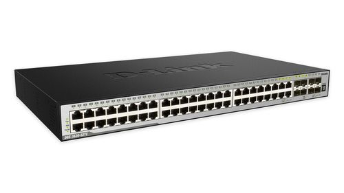 D-LINK 52-PORT GIGABIT STACK SWITCH (SI) LAYER 3                     IN WRLS (DGS-3630-52TC/SI)