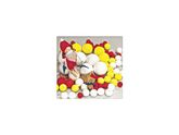 papperskulor 25mm vit 100/FP / GENERIC BRANDS (9200254)