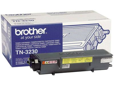 BROTHER Black Toner Cartridge (TN-3230)