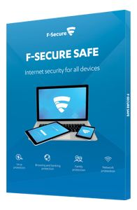 F-SECURE SAFE (1 year, 1 mobile/ tablet) Mobile (FCFXBR1N001X8)