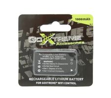 GoXtreme Battery for WiFi Control 1000 mAh 3,7V