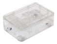 RS Pro Raspberry Pi 3 case, clear