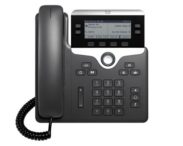 CISCO IP Phone 7821 for 3rd Pa (CP-7821-3PCC-K9=)
