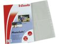 ESSELTE Pocket Photo 80my 10x15cm A4 Clear Box of 25