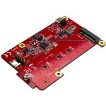 STARTECH USB TO M.2 SATA SSD CONVERTER FOR RASPBERRY PI AND DEV BOARDS  IN CTLR