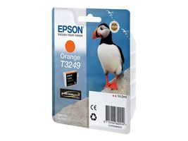 EPSON T3249 - Orange - original - bläckpatron (C13T32494010)