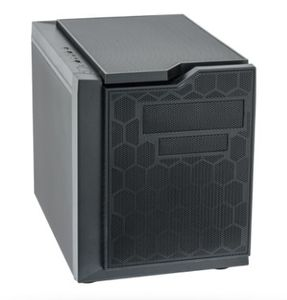 CHIEFTEC Case M/ATX GAMING CUBE (CI-01B-OP)