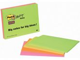 Notes POST-IT Super Sticky 125x200mm2/ FP / POST-IT (5845-SS-EU)