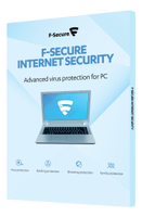 F-SECURE Internet Security 1year 1 PC OEM (FCIPOE1N001G2)