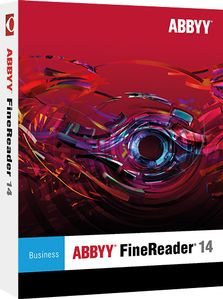 ABBYY ESD FineReader14 Corporate GOV-NPO (FR-140CENPMWSO)