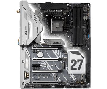 ASROCK Z270 SUPERCARRIER,  Z270, DDR4 3733+, 4 PCIe 3.0 x16, 1 PCIe 3.0 x1 (Z270 SuperCarrier)