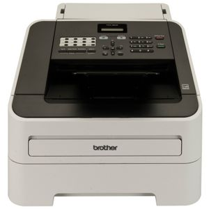 BROTHER FAX-2840 LASERFAX 33600 BPS 250SHTS 30-SHT- ADF              IN FAX (FAX2840G1)
