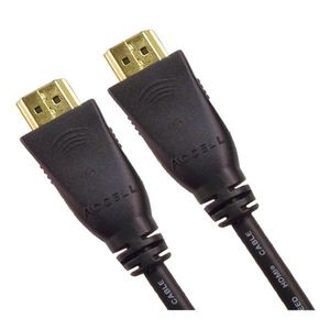 ACCELL MiniHDMI - HDMI -  1,8 m HDMI Kabel High Speed HEC Sort (A075C-006B)