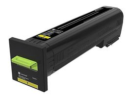 CS820 toner yellow 8k (return)