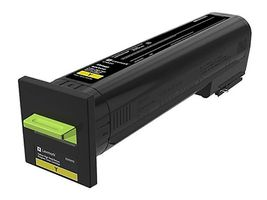 LEXMARK CX820 toner yellow 17k (return) (82K2HY0)