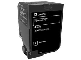 Ret Toner Black Yield f CS720, CX/CS725